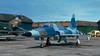 F-5: USAF F-5E Tiger II  74-01534 RAF Leuchars