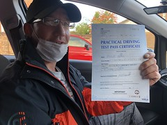 Massive congratulations  to Vitolds Soms passing his driving test on his first attempt with ZERO faults!!   www.leosdrivingschool.com  WARNING: Getting your license is a good achievement however being a SAFE driver for life is the biggest achievement!