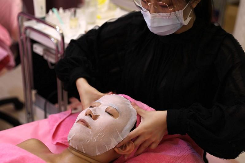 台北士林做臉按摩SPA會館CHLITINA克麗緹娜204