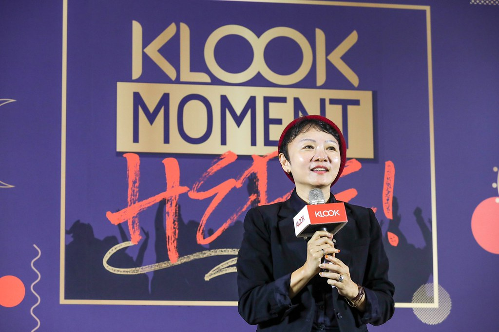 KLOOK Moment到來!KLOOK宣布整合旅行、都會娛樂、住宿及美食