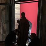Il restuaro della statua lignea della Madallena e dei quattro busti d'altare