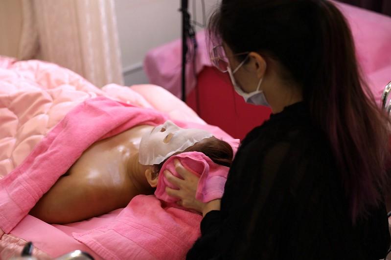 台北士林做臉按摩SPA會館CHLITINA克麗緹娜210