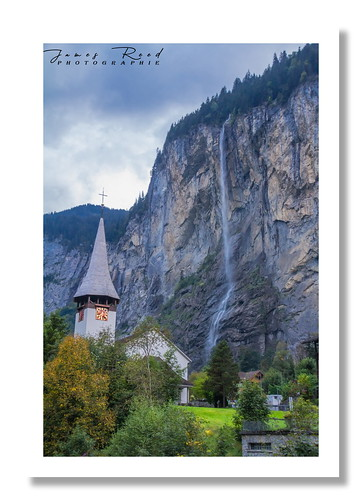 Lauterbrunnen - Canton de Berne - Suisse