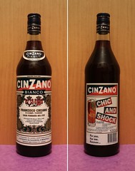 Cinzano 1990 - Chic and Shock