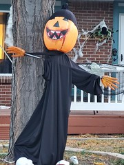 October 14, 2020 - Halloween in Thornton. (LE Worley)