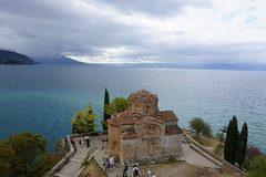 "Church ""Sveti Jovan Kaneo"" in Ohrid"