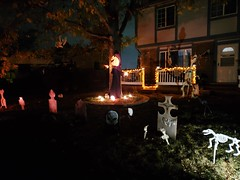 October 15, 2020 - Halloween in Thornton. (LE Worley)