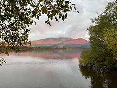 Photo of Bassenthwaite sunset