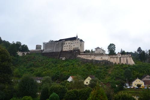 hrad Český Šternberk