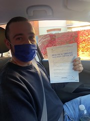 Massive congratulations  to Vasile! Passing his driving test with only 4 minor faults!   www.leosdrivingschool.com  WARNING: Getting your license is a good achievement however being a SAFE driver for life is the biggest achievement!
