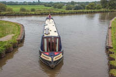 Photo of Apperley turning at Prees Barnch junction