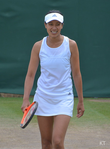 Anne Keothavong - Anne Keothavong