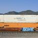 Benching SoCal Freight Graffiti - Oct. 16th 2020