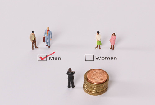 The concept of gender discrimination at work