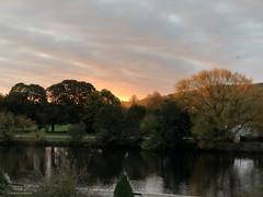 Photo of Autumnal morning sun