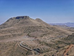 View of Jebel Nafta