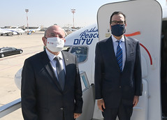 U.S. Secretary of Treasury, SRIN Berkowitz lead joint Israeli-Am