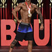 Men's Physique True Novice 1st #23 Jeffrey Davenport