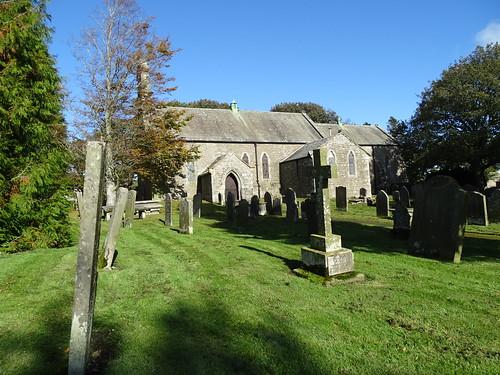 St Giles Church, Bowes, Co Durham