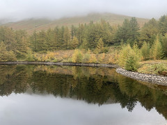 Photo of Auchengaich Reservoir more reflections