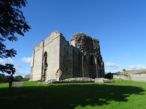 Bowes Castle, Bowes, Co Durham