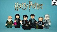 [Harry Potter Minifigs #01]