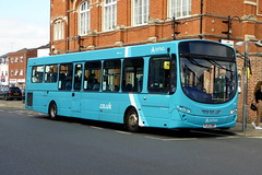 Photo of 2014 VDL SB200 / Wright Pulsar 2 - 3798 / FL63 DWY - Arriva the Shires - Thame 27Sep20