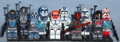 Fake Lego - Siege of Mandalore