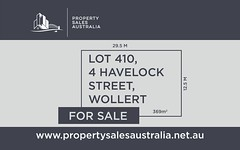 Lot 410, 4 Havelock Street, Wollert VIC