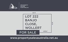 Lot 222 Banjo Close, Wollert VIC