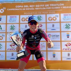 campeonato España Triatlón Clubes Relevos Roquetas 1