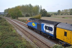 Photo of HST 43060 at North Anston (2 of 2]