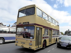 Photo of 1975 Scania BR111DH / MCW Metropolitan - 301 / GJF 301N - Leicester City Transport - Thame 27Sep20