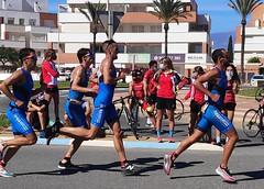 campeonato España Triatlón clubes y Relevos Roquetas 9