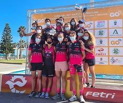 campeonato España Triatlón Clubes Relevos Roquetas 3