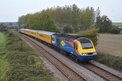 Photo of HST 43050 at North Anston [1 of 2]