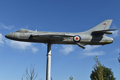 Photo of Hawker Hunter GA.11 'WW654 / DD-834'