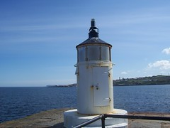 Photo of Harbour Light, Banff, Aberdeenshire, May 2008