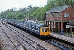 Photo of Class 115 DMU, Gerrards Cross, 05-04-86
