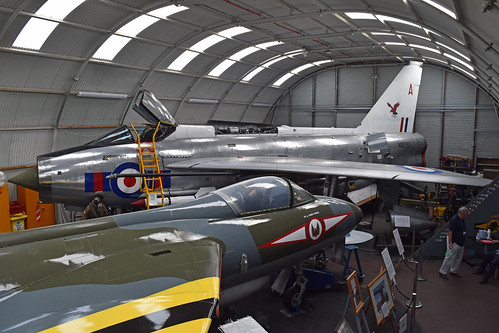 English Electric Lightning F.53 'XR753 / A' (really ZF578)
