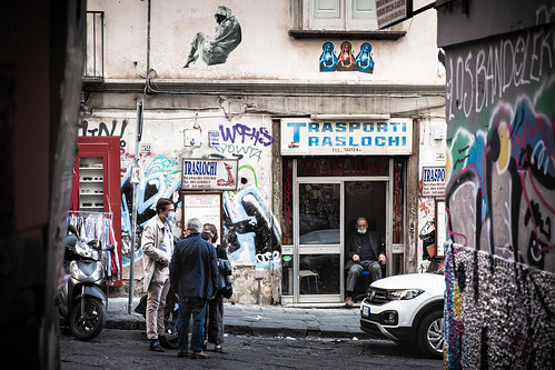 People in Naples no.1