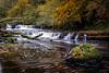 The Lynn Glen Falls