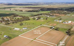 Lot 113, Lot 113 Burts Road, Dutton SA
