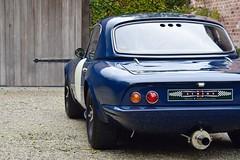 Ready to race : Lotus Elan S1 26R (1964)