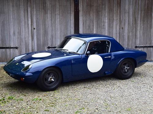 Lotus Elan S1 26R specification (1964)