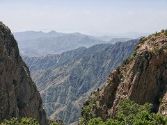 View from near Jebel Souda summit.
