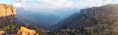 Habala viewpoint in panoramic mode.