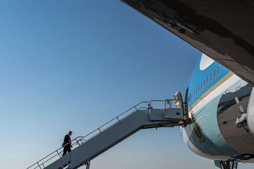 President Trump Travels to Arizona by The White House, on Flickr