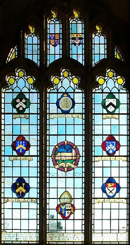 Window Dedicated to the Craftsmen