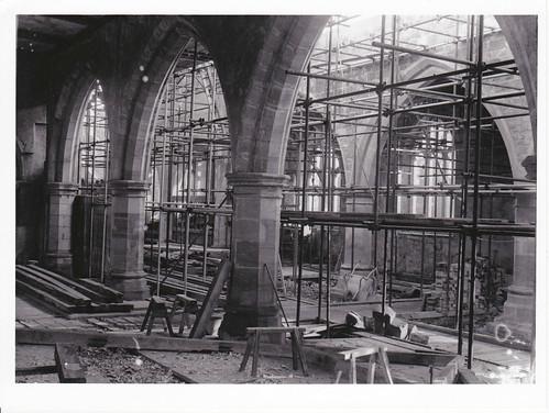 Scaffolding in the Church